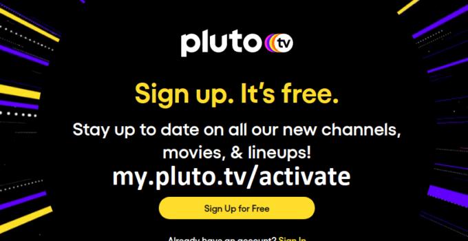 my-pluto-tv-activate
