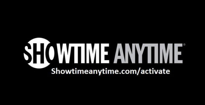 showtime-anytime-com-activate-roku