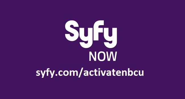 syfy-com-activatenbcu-code